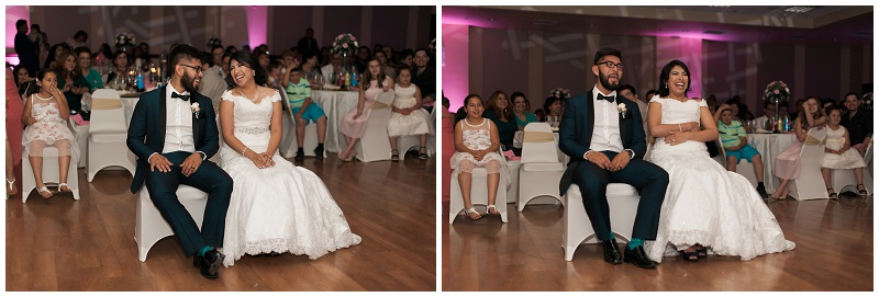 Ceres Community Center Wedding