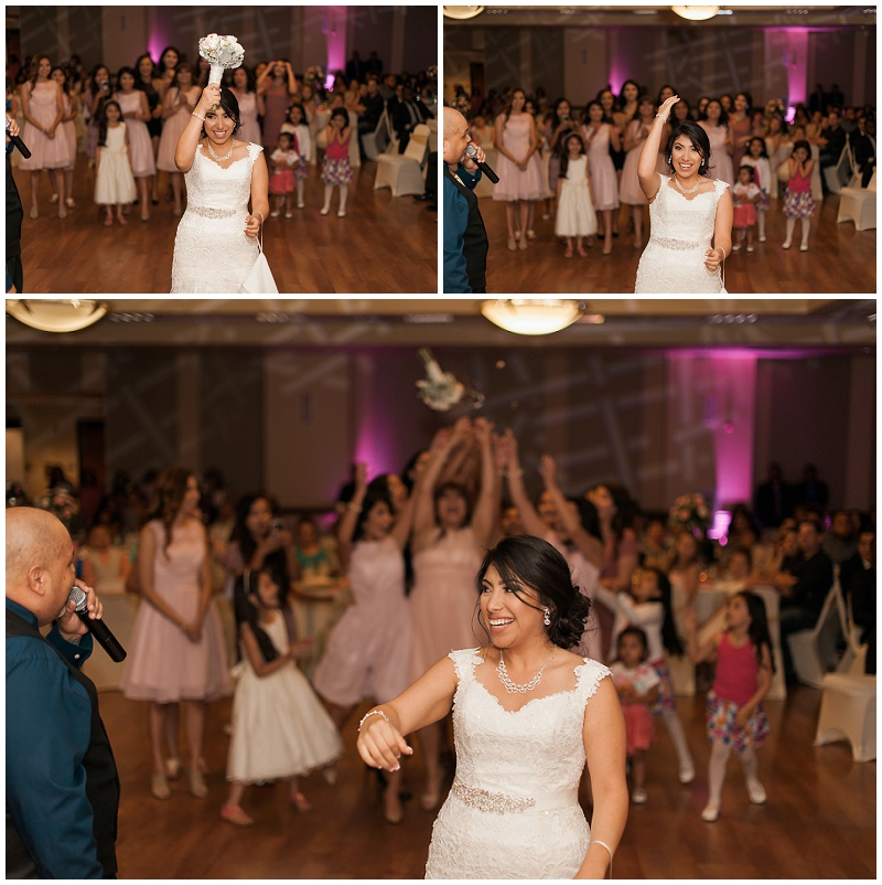 Ceres Community Center Wedding