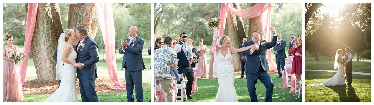 Spring Creek Ripon Wedding