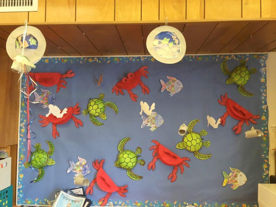 Open House Ocean theme Art Projects