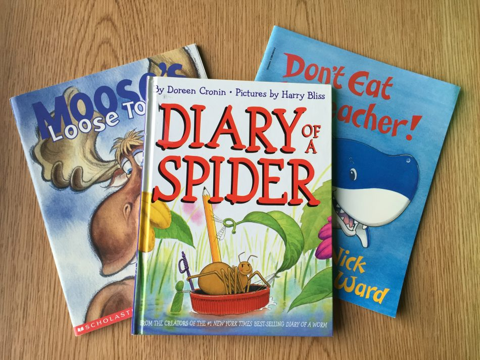 The Science of Reading and Picture Books